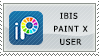 ibis Paint X Stamps by TReeCreationCulture