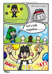 TRCC daily comics episode 1 (EN) by TReeCreationCulture