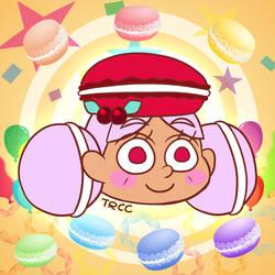Shenmu cartoon style - Macaron Cookie by TReeCreationCulture
