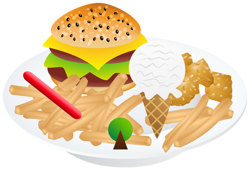TRCC Burger Dinner