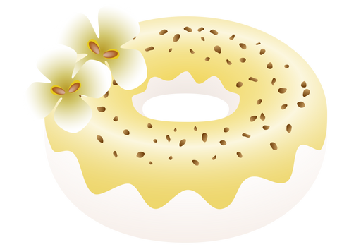Osmanthus Rice Donut