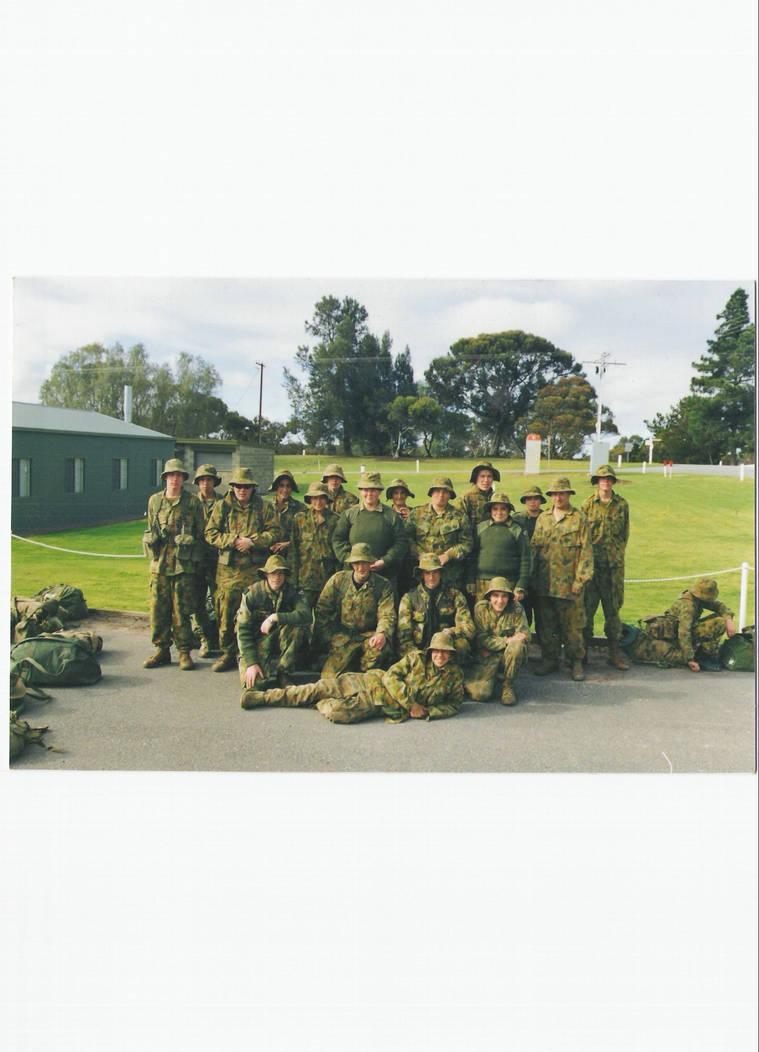 Afx Army Cadets afx 2003 45 acu - mutahybrid-tauren on deviantart