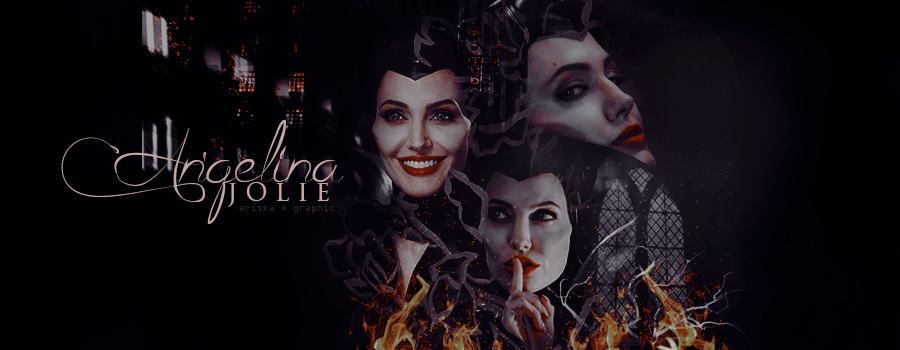 |Free Timeline|Angelina Jolie| by ErisHerondale