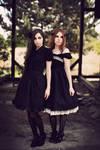 Gothic Lolita Twin 2