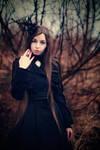 Gothic Lolita Portrait
