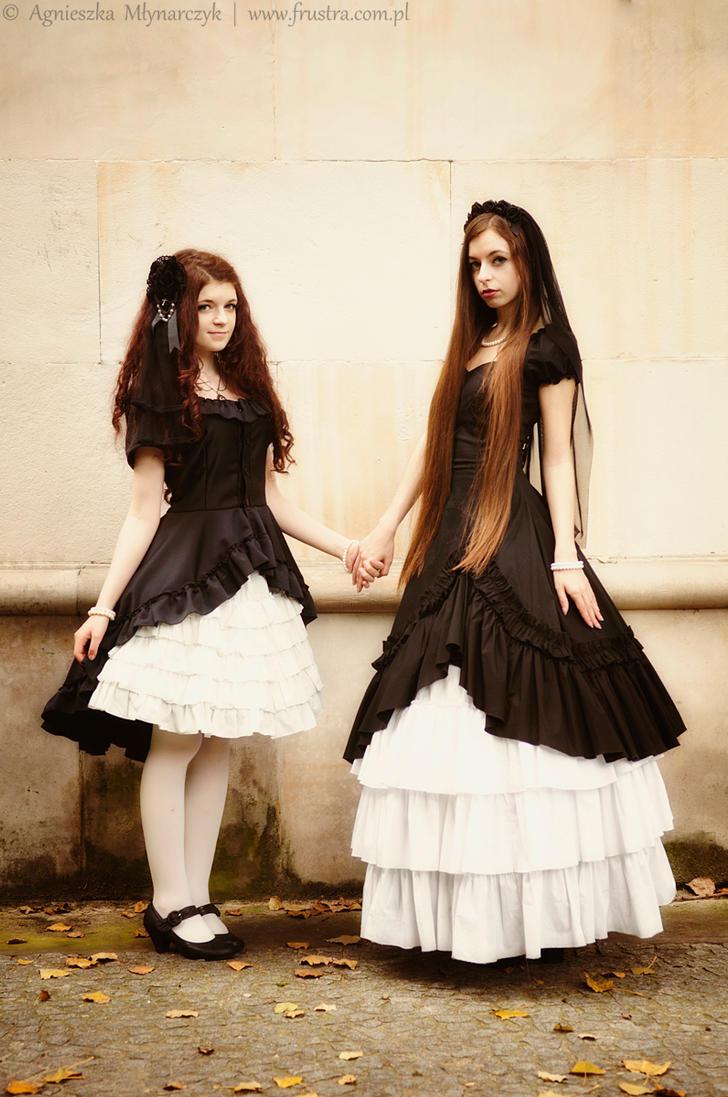 Usami and Sariel 2 by sarielowa