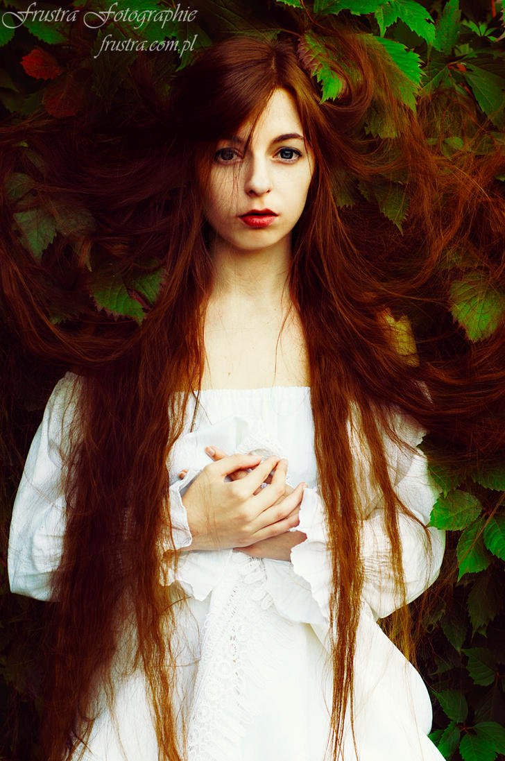 Redhead! by sarielowa