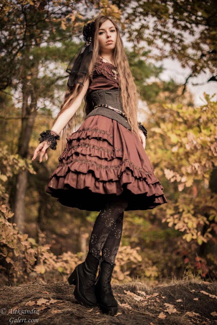 Steampunk lolita by sarielowa