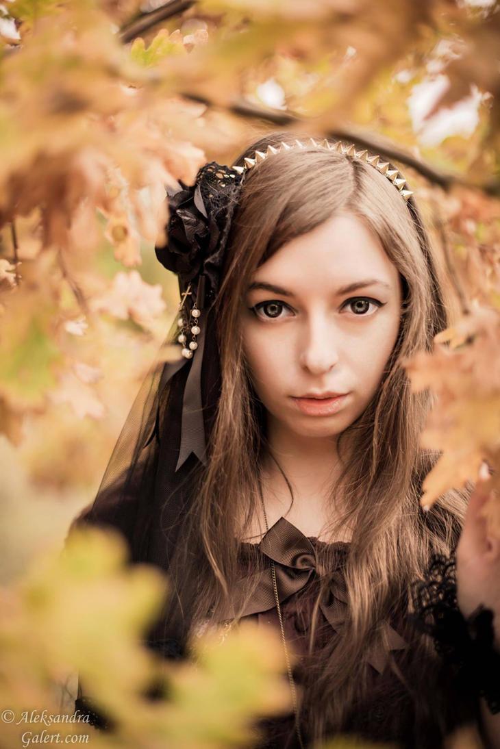Steampunk lolita II by sarielowa