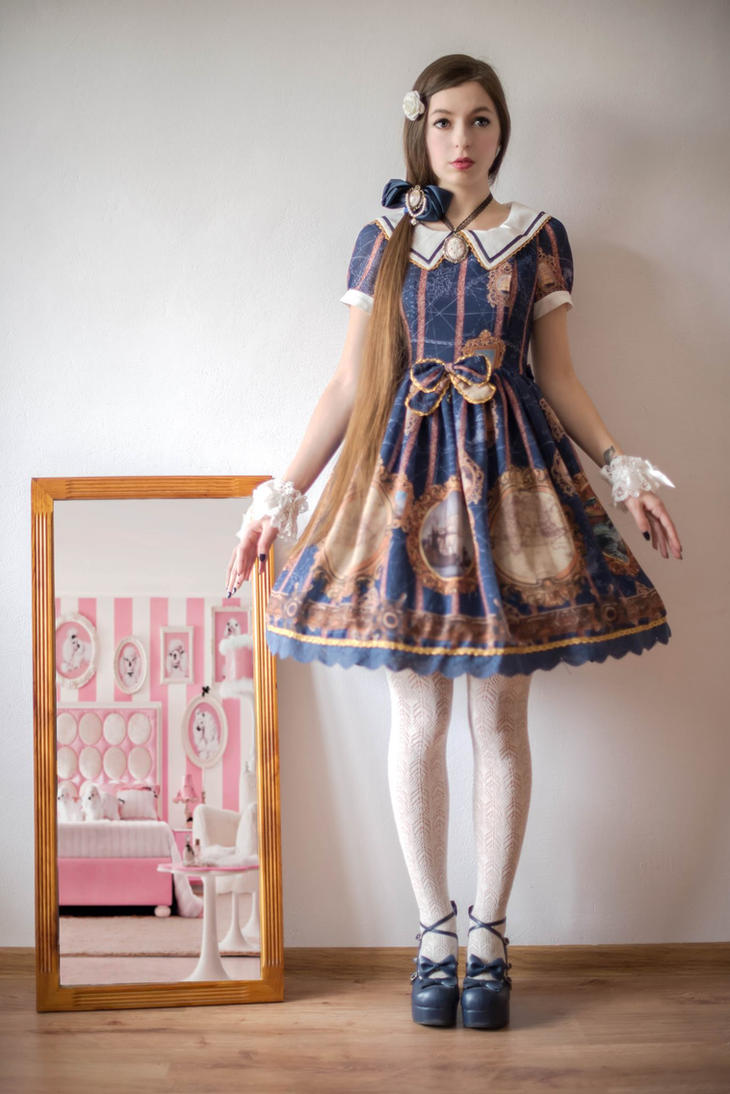 Classic Lolita Doll by sarielowa
