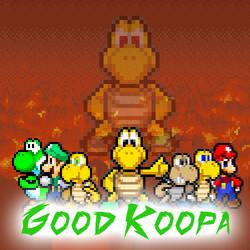Good Koopa title page