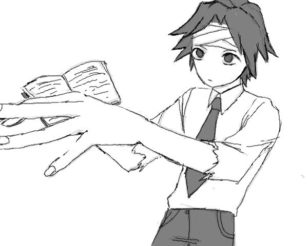 chrollo big yaoi hand by xwnd on DeviantArt