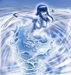 Cutlass -Blue