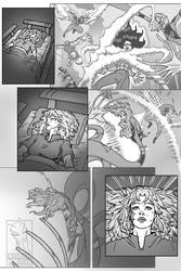 Spanner mini comic Page 1 by WunderChivo