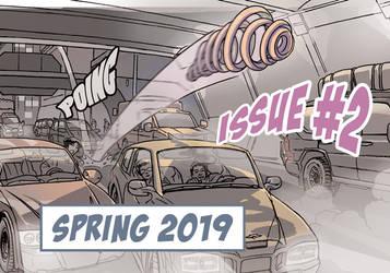 Jane Issue 2 Teaser by WunderChivo