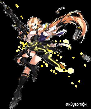 Rose Minerva - Render