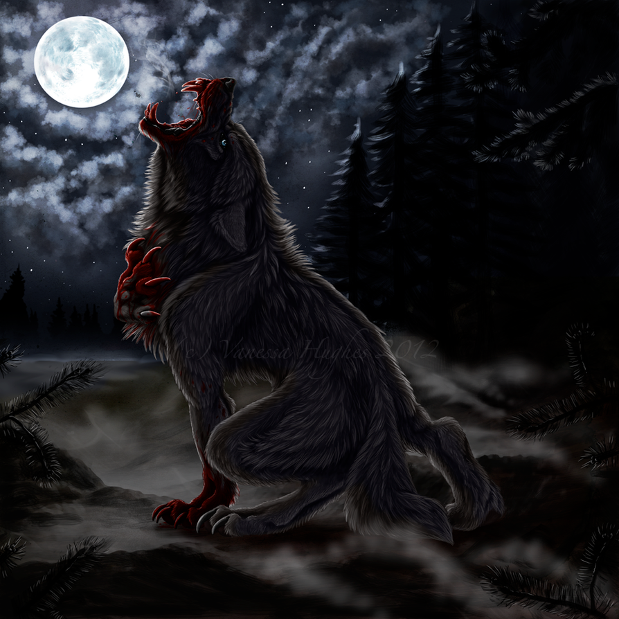 Werewolves Shifters: HORROR Werewolf Calendar!! By Sidonie On DeviantArt