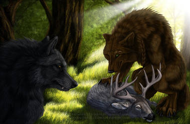 Apex Predator by Sidonie