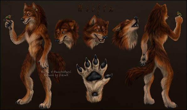 Wolfia by Sidonie