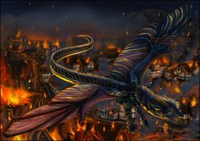 Fire Storm by Sidonie