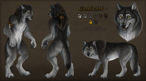 Graypaw Reference Sheet