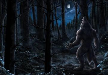 Werewolf's Humanity by Sidonie