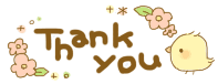 text : thank you by TamagotchiNinja