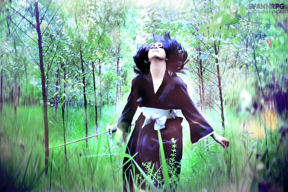 Rukia by Evannrpg