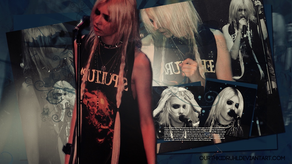 +wallpaper taylor momsen by OurthKidruhl