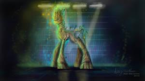 Pony Groot
