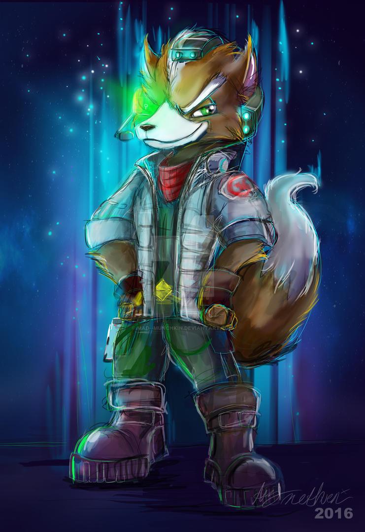 Star Fox by Mad--Munchkin