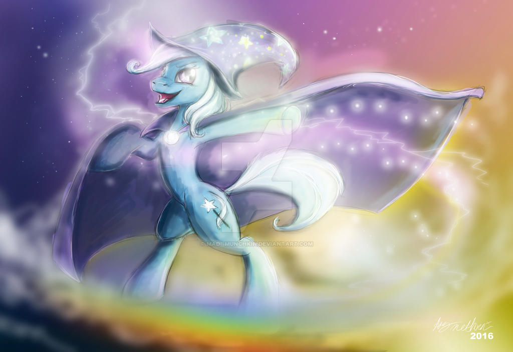 Trixie by Mad--Munchkin