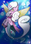 Mary Sue As A Seapony UK PONYCON 2017 Exclusive