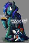(Commission) Maddy wants a cookie
