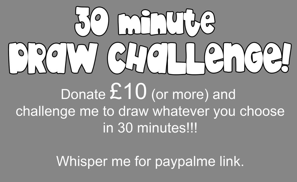 30 Minute Draw Challenge 10 by Mad--Munchkin