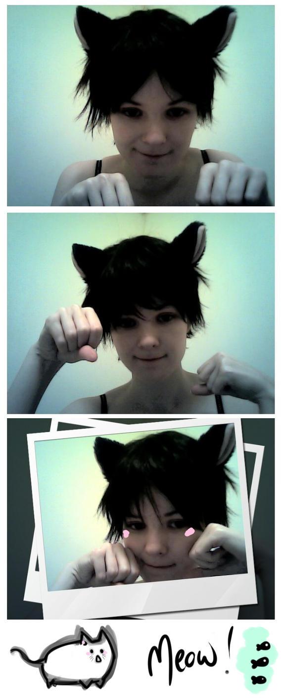Meow ! by ShaeUnderscore