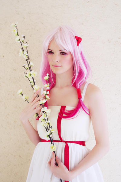 Inori: Peaceful Spring by ShaeUnderscore
