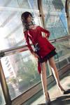 Cinder: Crimson