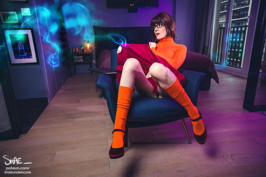 Velma : Ghosts by ShaeUnderscore