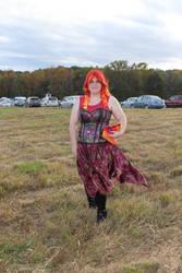 Ren Faire outfit by RiverSpirit22