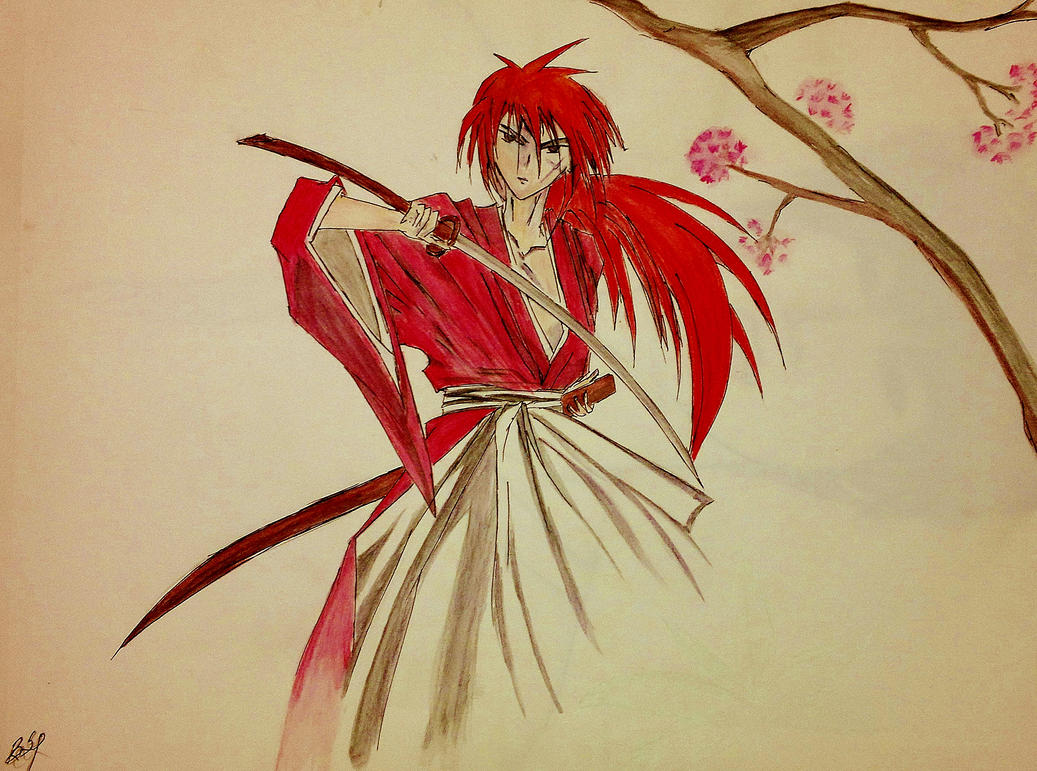 Rurouni kenshin samurai x by dreamersakura on deviantart rurouni kenshin samurai x by dreamersakura voltagebd Gallery