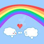 Rainbow Love by kristee72