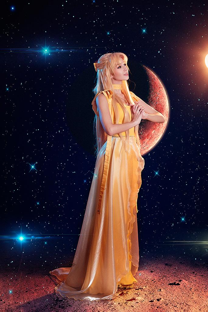 Sailor Venus 4 by Chrome-sensei