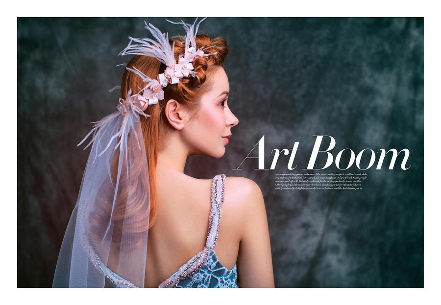 Art Boom 4 by Chrome-sensei