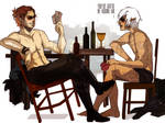 DA2: strip poker