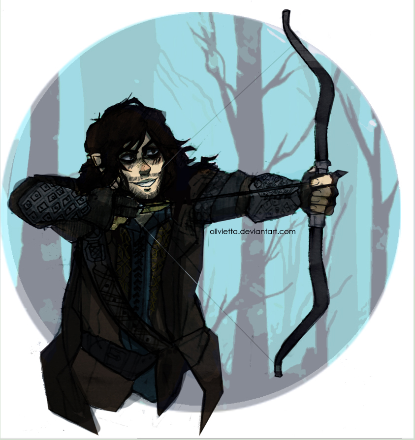 hobbit:kili. by Olivietta
