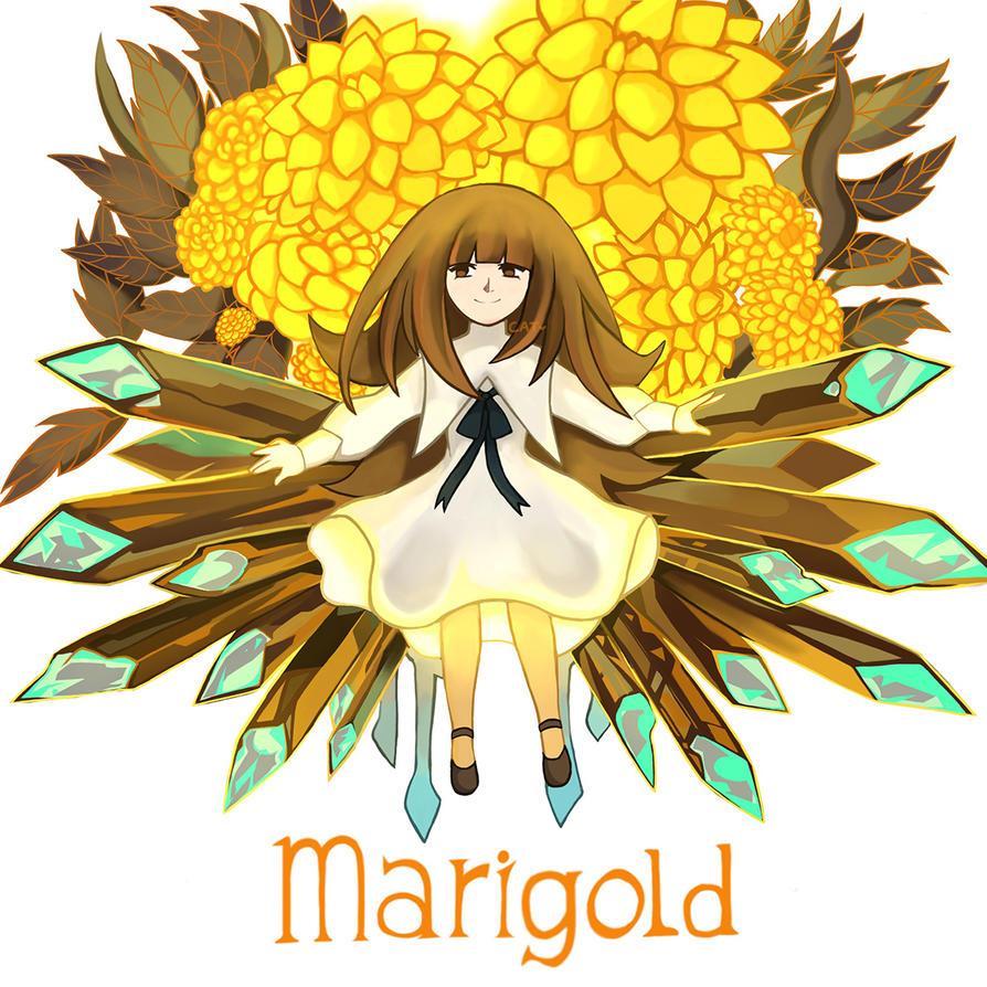 Marigold by leotakusandwich