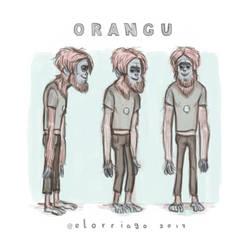Sheet Orangu
