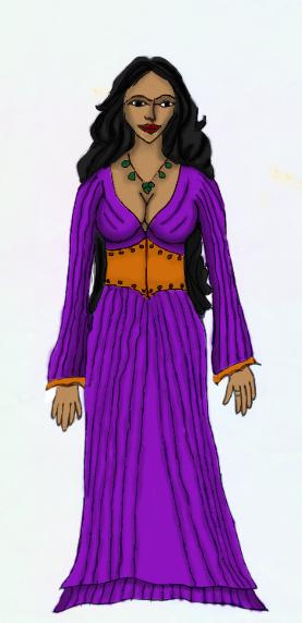 Arianne Martell by jesatria