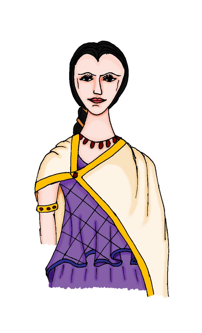 Nymeria Sand by jesatria